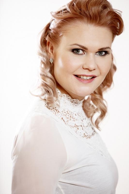 Muotialan yrittäjä Johanna Soilu. Kuva: Hanna-Kaisa Hämäläinen