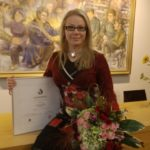 Jyväskyläläinen Mainostoimisto Dot Design Oy:n omistaja ja yrittäjä Kati Rauhaniemi on vuoden 2010 valtakunnallinen yrittäjänainen.