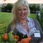 Kotkalainen Valeria Hirvonen on vuoden 2012 yrittäjänainen.