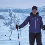 Marjatta Holmberg on EU:n  pohjoisin matkailuyrittäjä